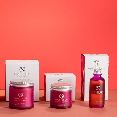 Made For Life Organics Products